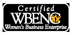 Certified Woman's Business Enterprise